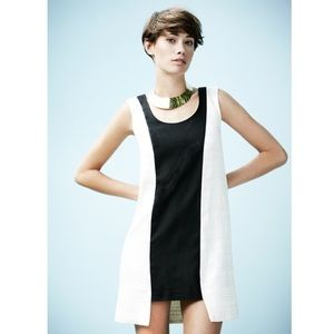 Eve Gravel black/white Dress size S